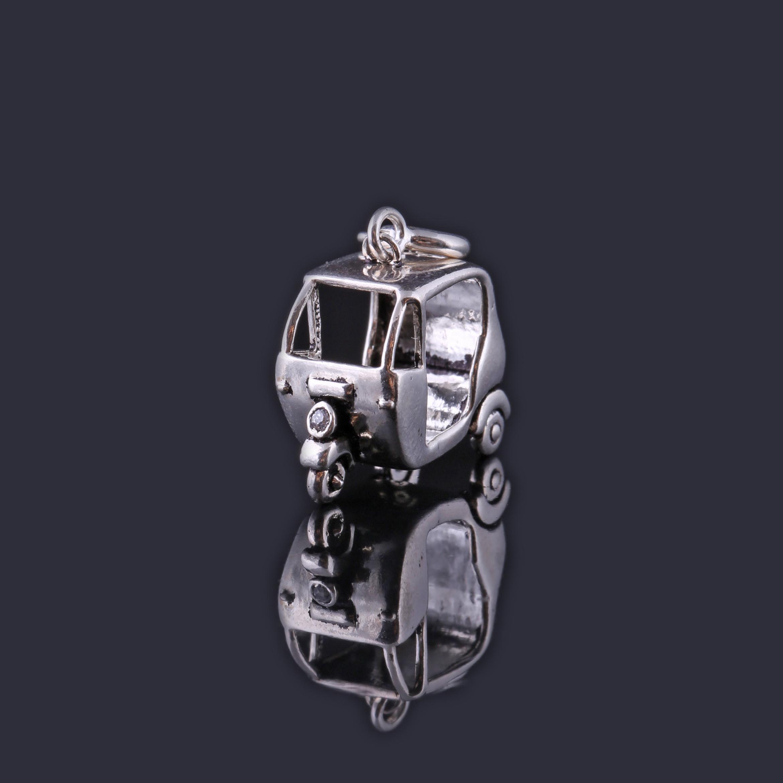 The Auto Rickshaw Charm