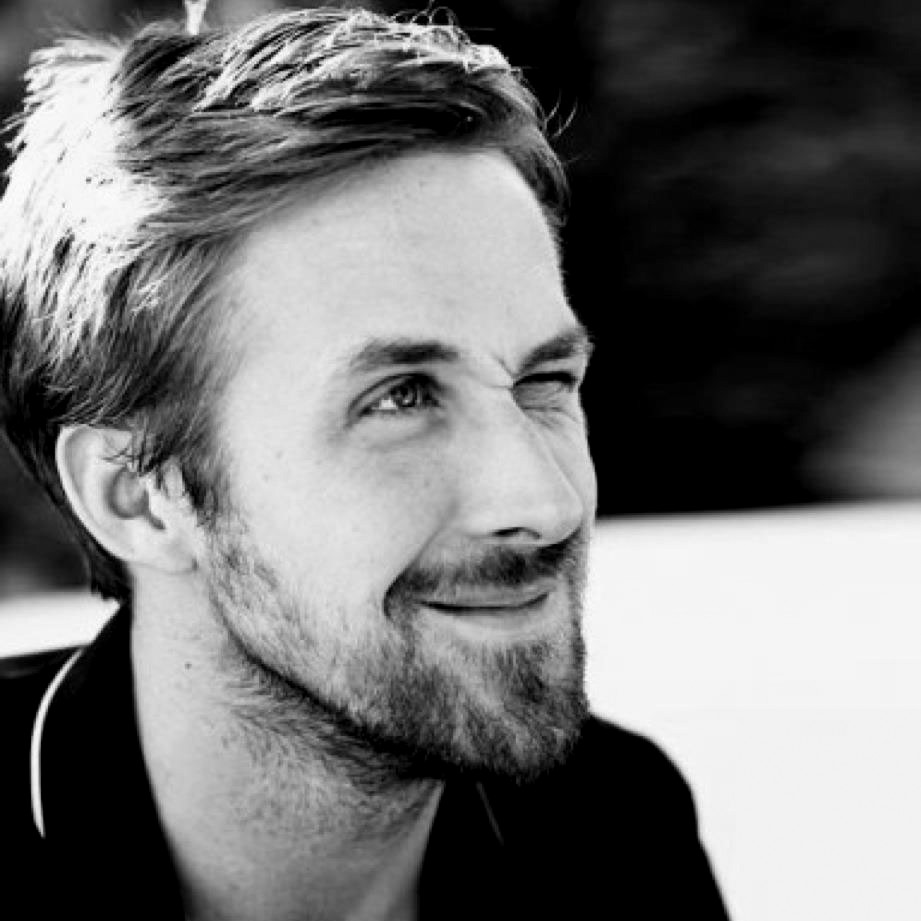 I am sure Ryan Gosling has great skin. But, the reason why his photo is here is quite obvious! (I am totally crushing on him)