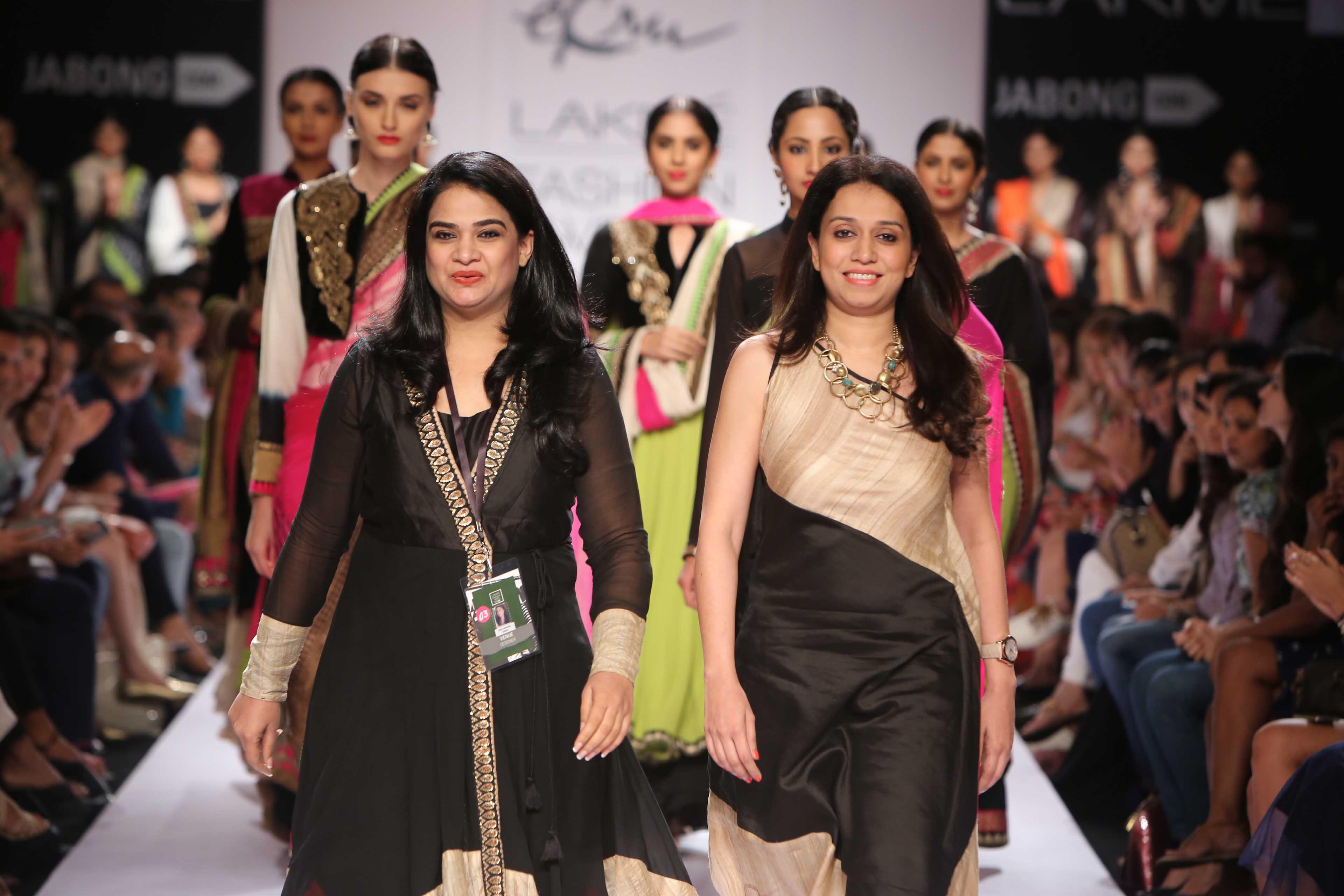 Ekta Jaipura and Ruchira Kandhari