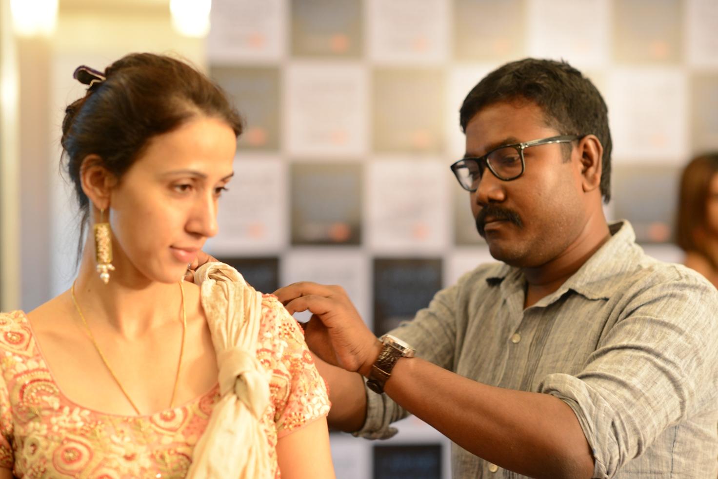 Soumitra Mondal at fittings