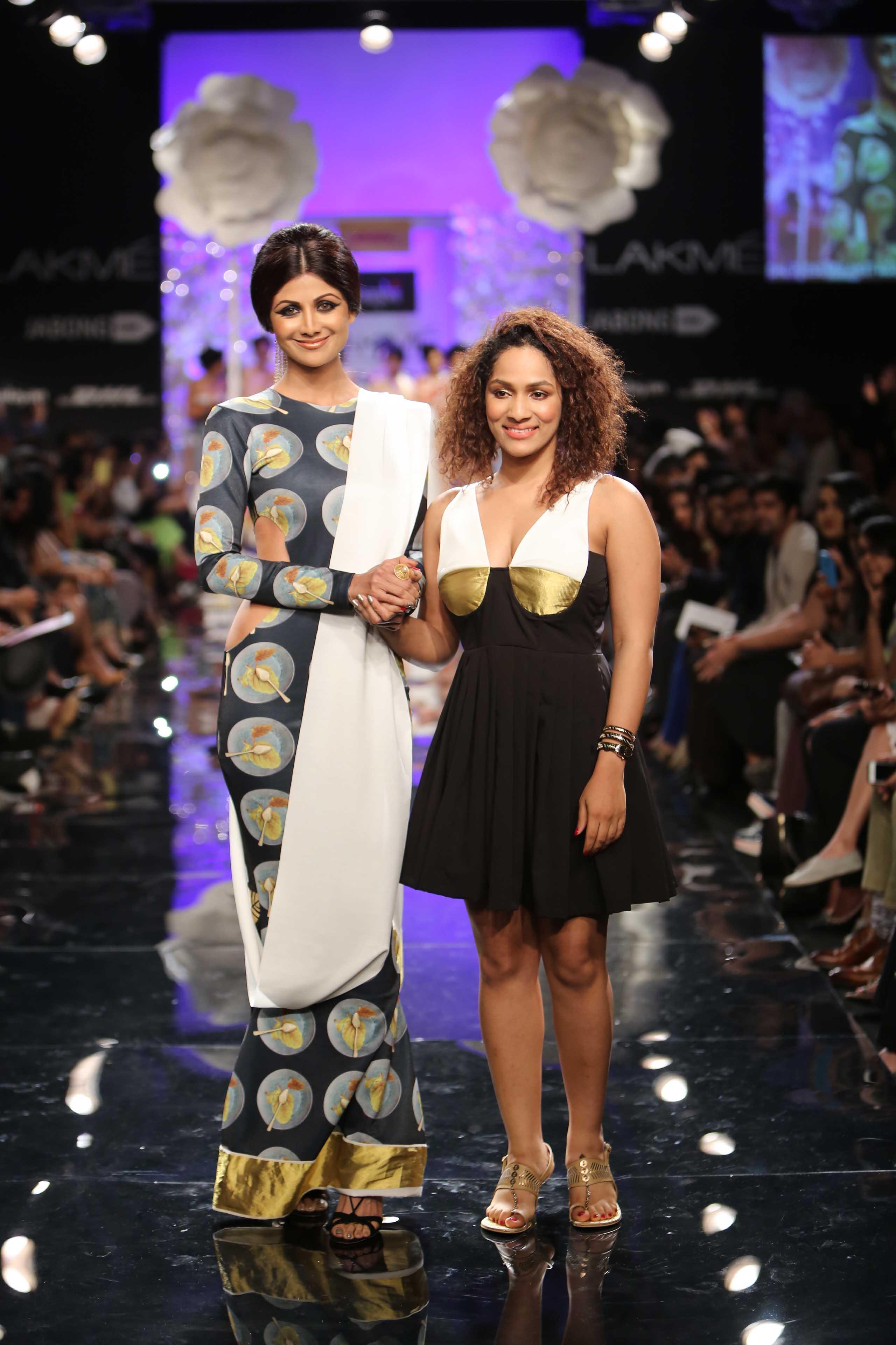 Masaba At Amazon India Fashion Week Spring Summer 2017: The Lifestyle Potpourri