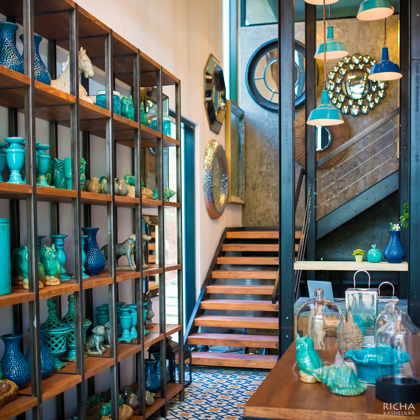 Shopping Home Decor: Room Therapy-first Look Of Sona Reddy's Flagship Store