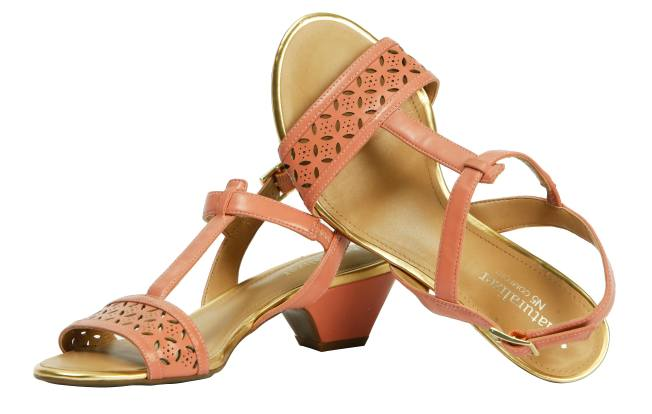 Naturalizer Heels- Coral Rs. 4299