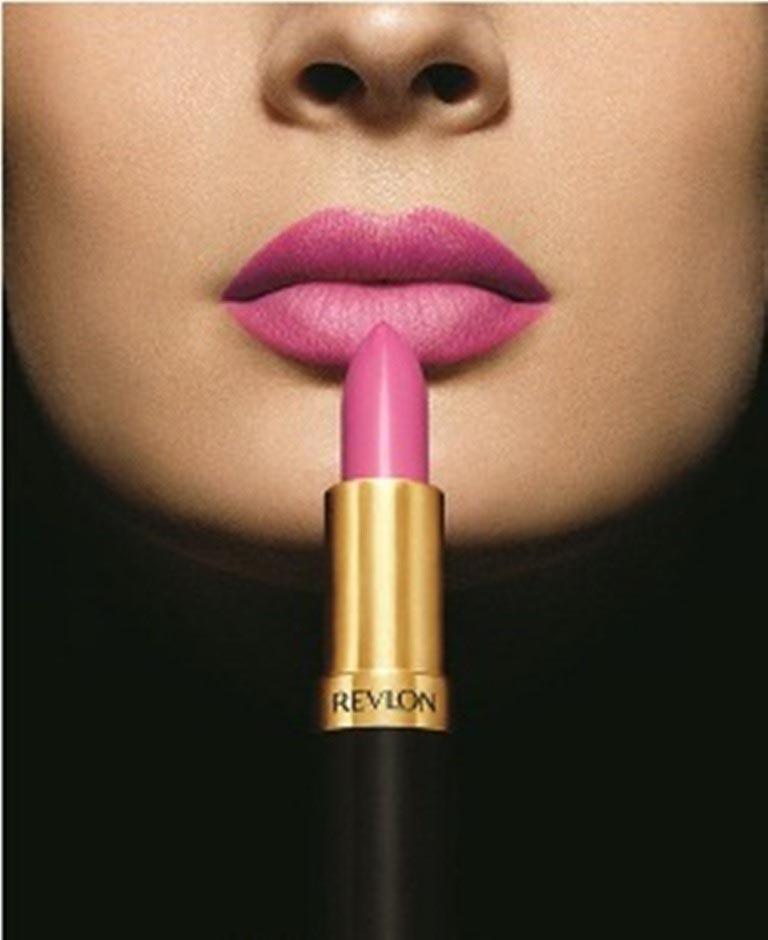 Revlon Super Lustrous Lipstick- Stormy Pink Matte
