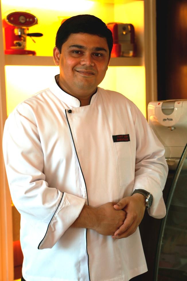 Chef Amit Dash