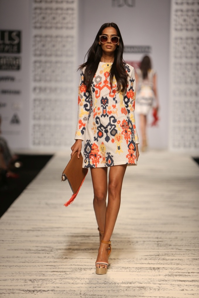 Hemant and Nandita at Wills India Fashion Week Spring/Summer 2015