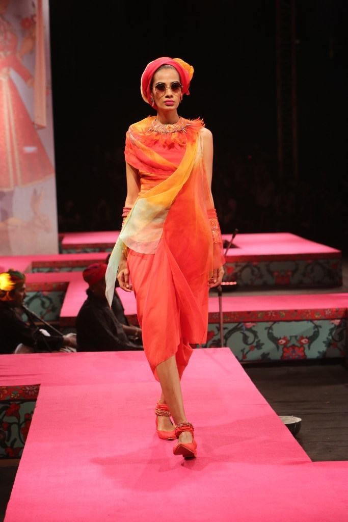 Tarun Tahiliani at Wills Lifestyle India Fashion Week Spring/Summer 2015