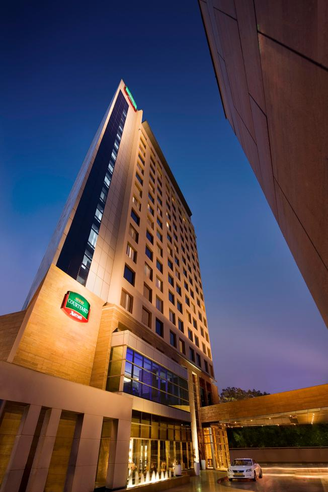 Courtyard by Marriott, Gurgaon