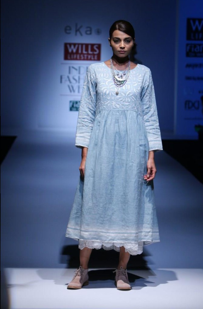 EKA by Rina Singh for Wills India Fashion Week Spring/Summer 2015