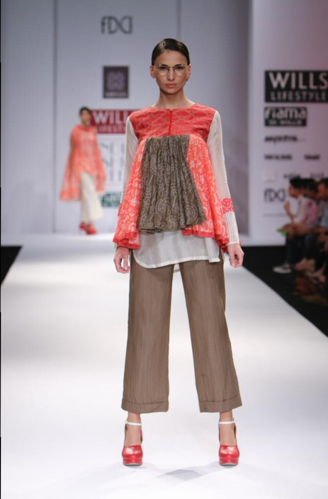 Virtues by Viral, Ashish & Vikrant for Wills India Fashion Week Spring/Summer 2015