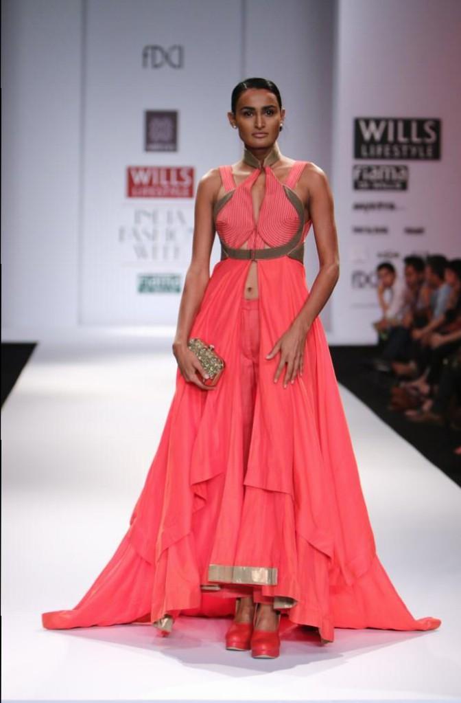 Virtues by Viral, Ashish & Vikrant for Wills India Fashion Week Spring/Summer 2015