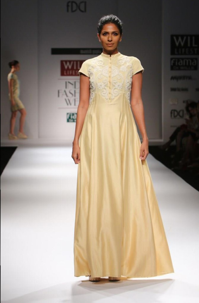 Manish Gupta for Wills India Fashion Week Spring/Summer 2015