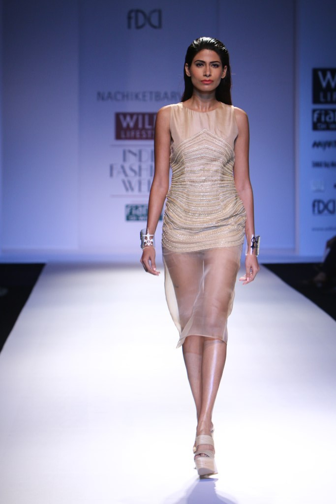 Nachiket Barve for Wills India Fashion Week Spring/Summer 2015