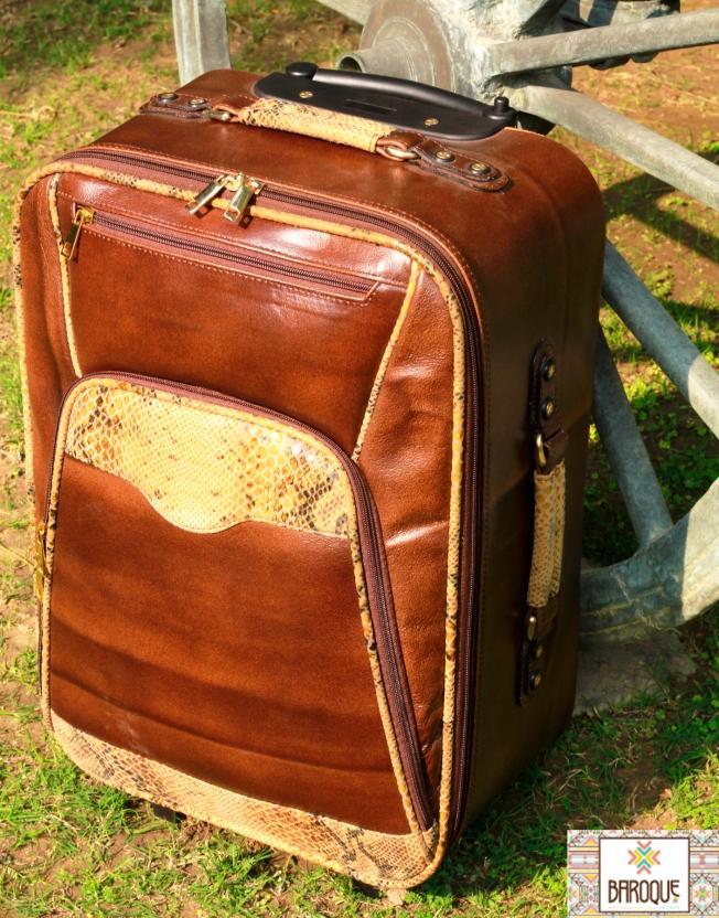 Baroque-Bespoke Suitcase