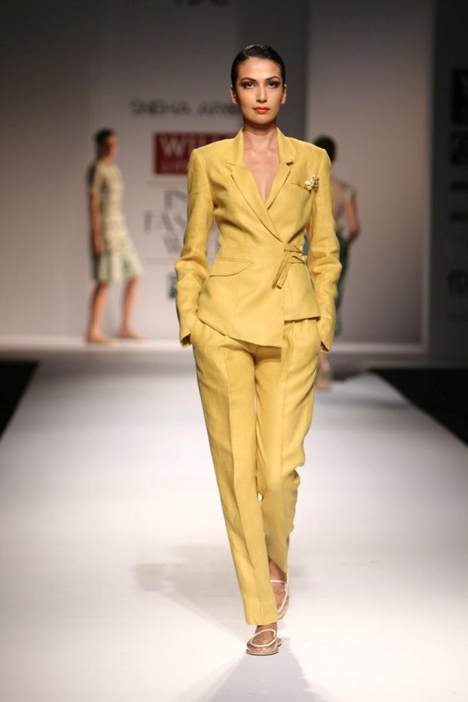 Sneha Arora for Wills India Fashion Week Spring/Summer 2015