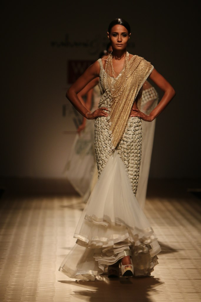 Rabani & Rakha for Wills India Fashion Week Spring/Summer 2014