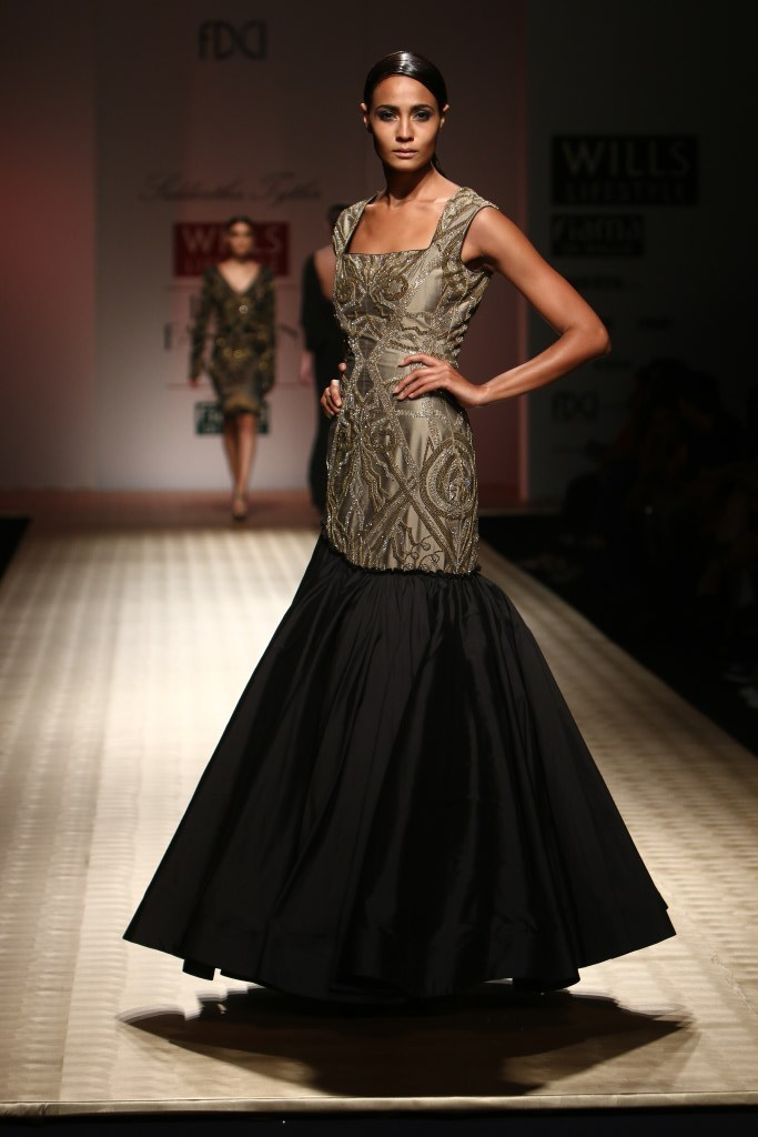 Siddartha Tytler for Wills India Fashion Week Spring/Summer 2014