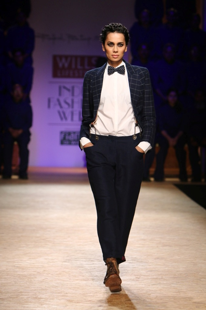 Rajesh Pratap Singh for Wills India Fashion Week Spring/Summer 2015