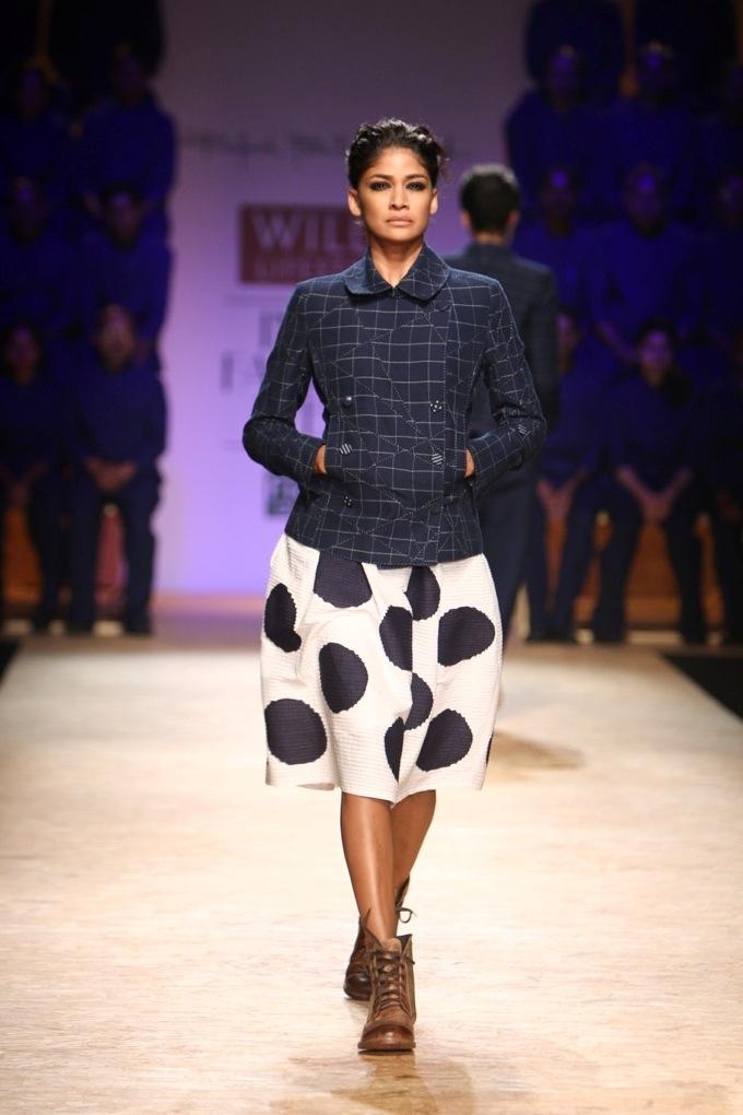 Rajesh Pratap Singh for Wills India Fashion Week Spring/Summer 2015