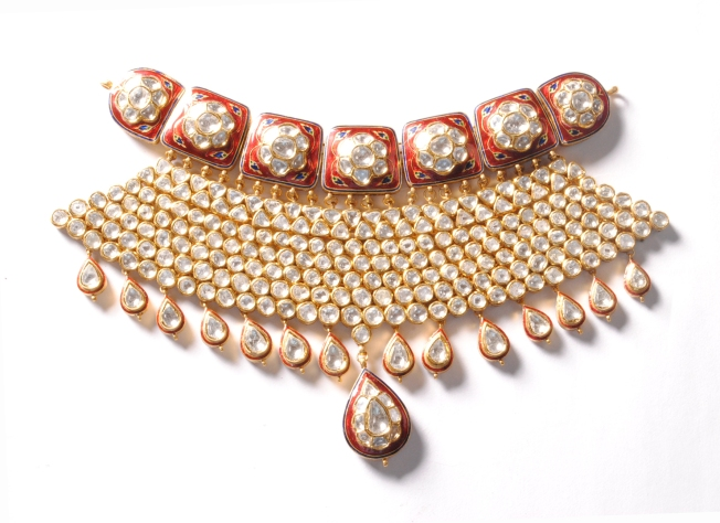 Polki for Bridal from RK Jewellers