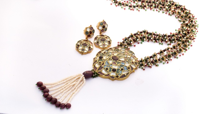 Women's Day Collection by Jewelery Designer Ambar Pariddi Sahai of Mine of Designs