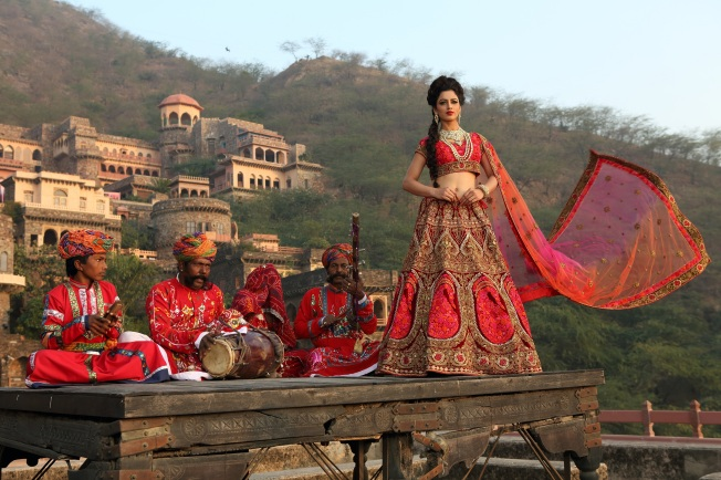 Marsala collection by Lalit Dalmia
